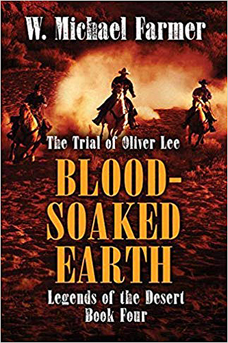 Blood Soaked Earth Book Cover