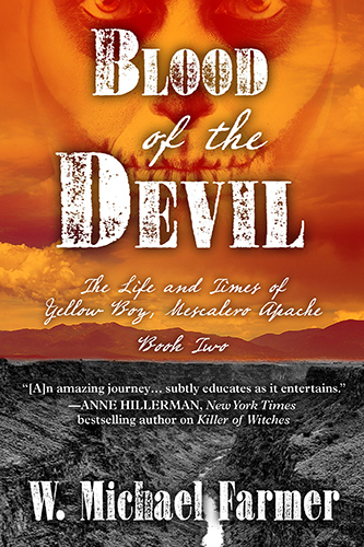 Blood of the Devil Book Cover