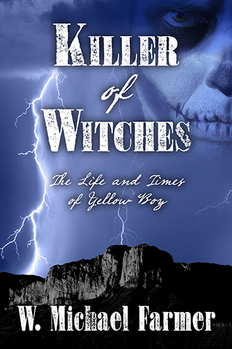 Killer Of Witches Book Cover