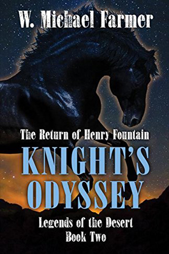 Knight's Odyssey Book Cover