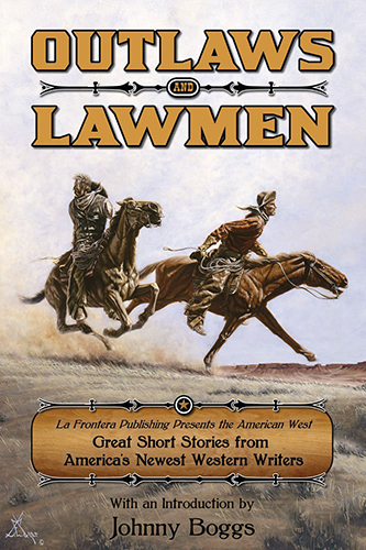 Outlaws And Lawmen Book Cover