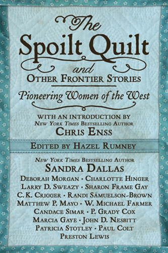 The Spoilt Quilt Book Cover