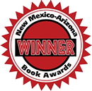 New Mexico - Arizona Book Award Winner Badge - Five Star