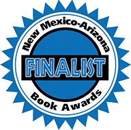 New Mexico - Arizona Book Awards Finalist Badge - Medium