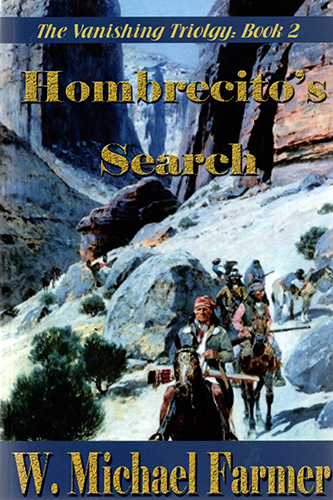 Hombrecito's Search Book Cover