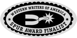 Spur Award Finalist Badge Large